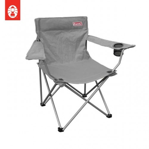 Coleman Go! Quad Arm Chair - Grey