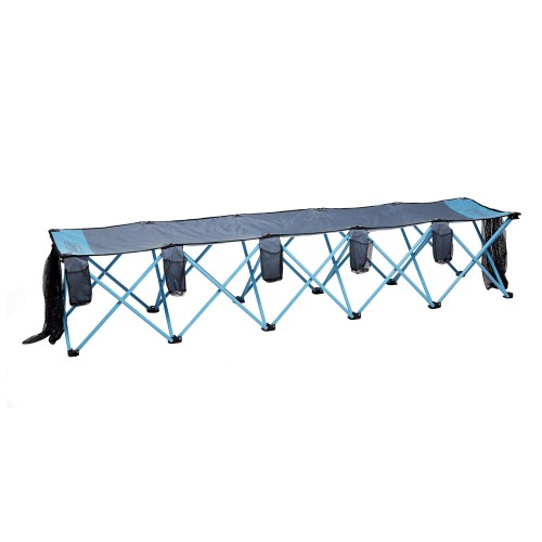 Coleman TeamMate™ Game Bench (Blue)
