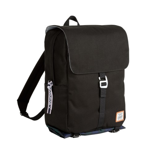Coleman JN Flap Pack - Black