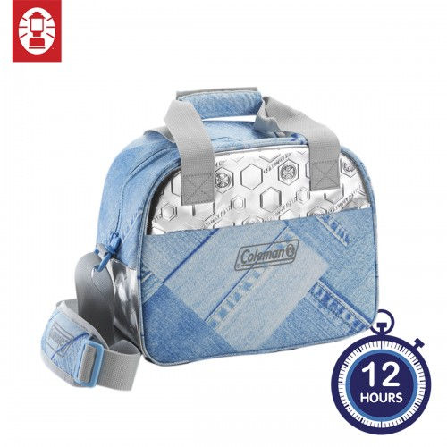 Coleman 12 Hours Denim Soft Cooler -  10 Cans