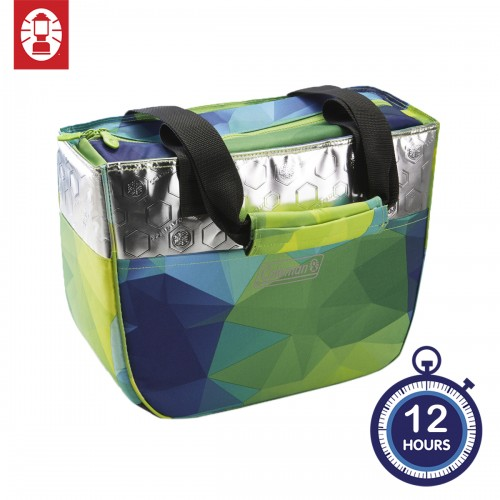 Coleman 12 Hours Polygonal Soft Cooler - 18 Litre